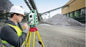 Инженерно-геодезические изыскания под объекты