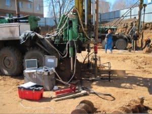 Геология участка и геологические изыскания для строительства в Симферополе