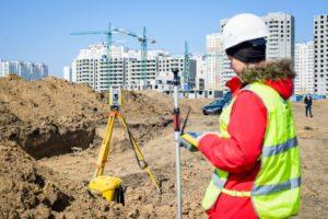 Инженерно-геологические изыскания для площадных объектов
